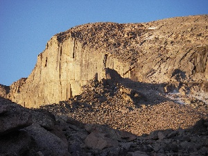 East Face of Longs Peak